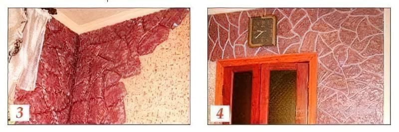 Утеплення стіни декоративним каменем 3