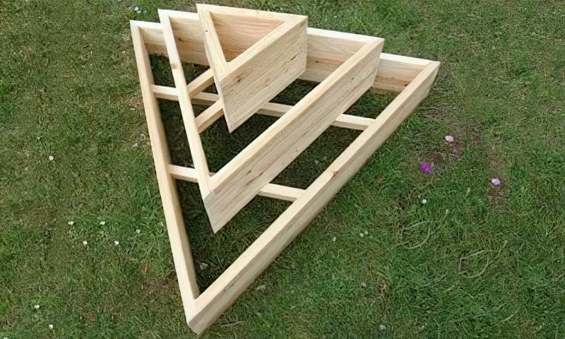 Вирощування полуниці в пірамідах 6