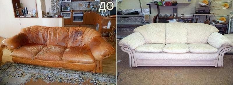 Оббивка для дивана своїми руками 7