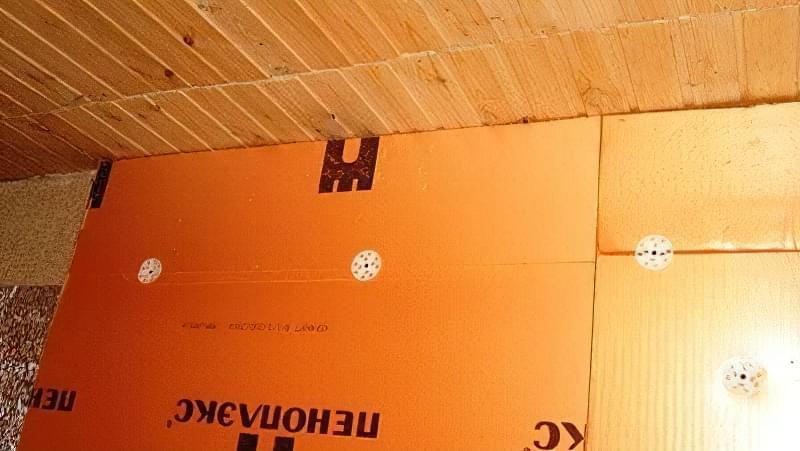 Утеплення стін пінополістиролом: правила проведення 2