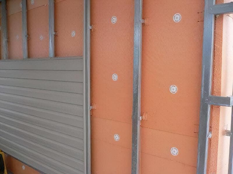 Утеплення стін пінополістиролом: правила проведення 6