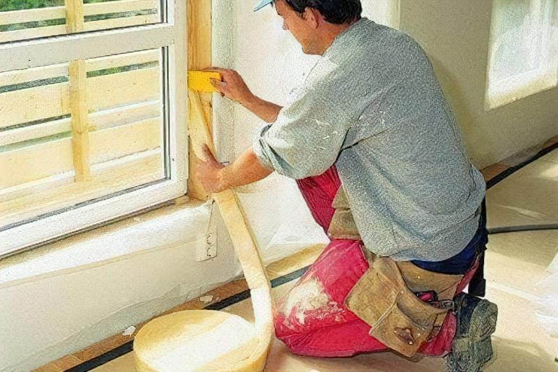 Утеплення вікон своїми руками різними способами 4
