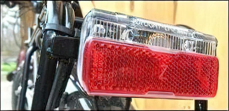 Велофара своїми руками на світлодіодах 3