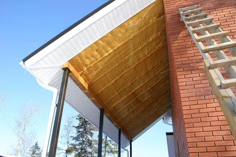 Як правильно утеплити дах будинку зсередини 4
