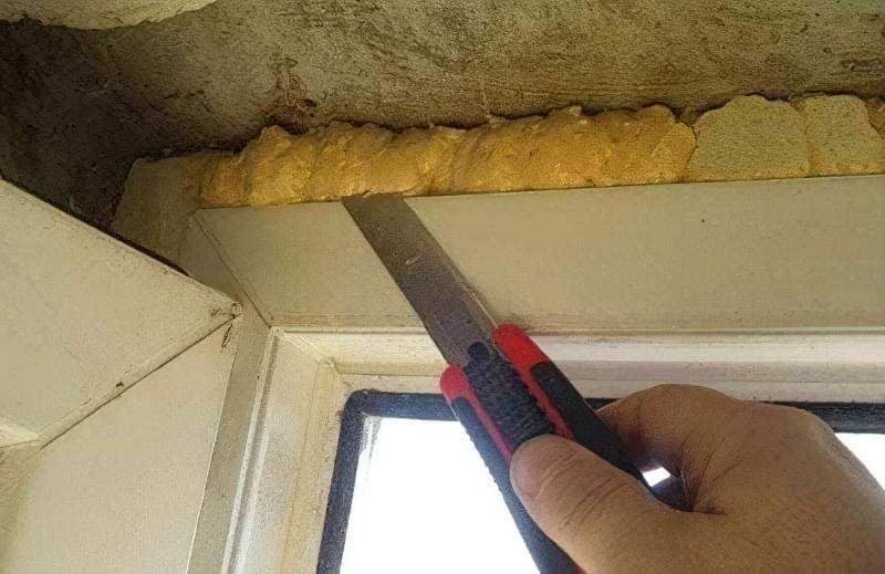 Як утеплити дерев'яні вікна в домашніх умовах 6