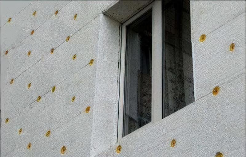 Панельні будинки: процес утеплення фасаду зовні 1