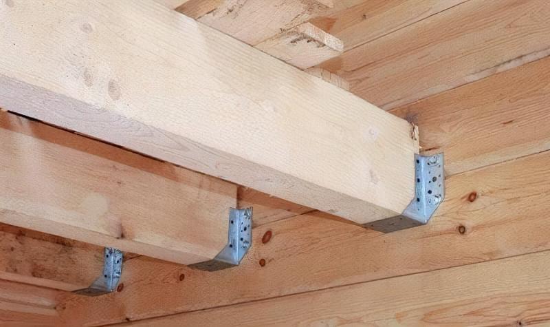 Дерев'яні перекриття між поверхами: розрахунок і схеми монтажу 11