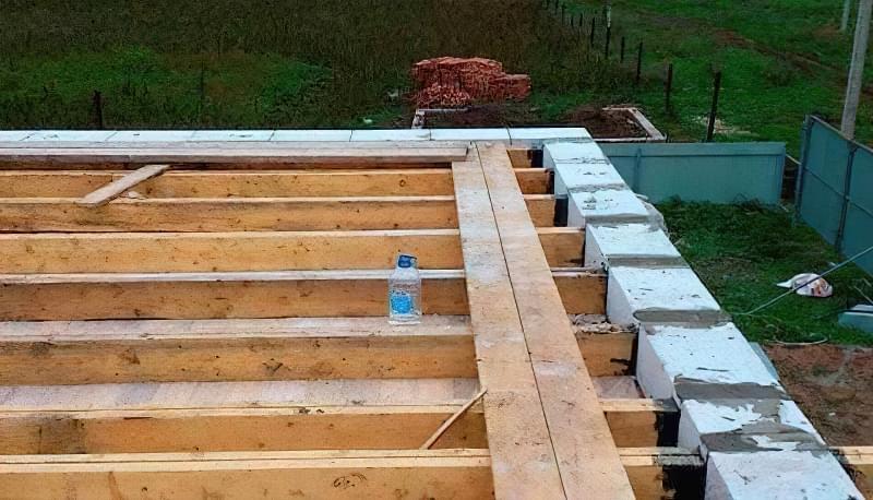 Дерев'яні перекриття між поверхами: розрахунок і схеми монтажу 6