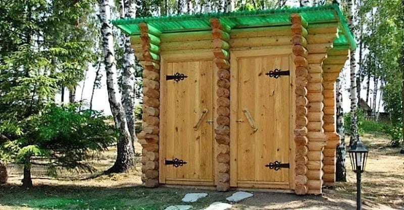 Робимо вуличний туалет на дачі: варіанти і приклад поетапного будівництва 18