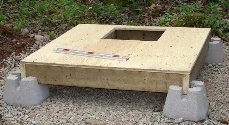 Робимо вуличний туалет на дачі: варіанти і приклад поетапного будівництва 20