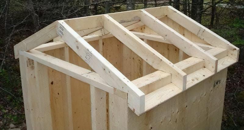 Робимо вуличний туалет на дачі: варіанти і приклад поетапного будівництва 23