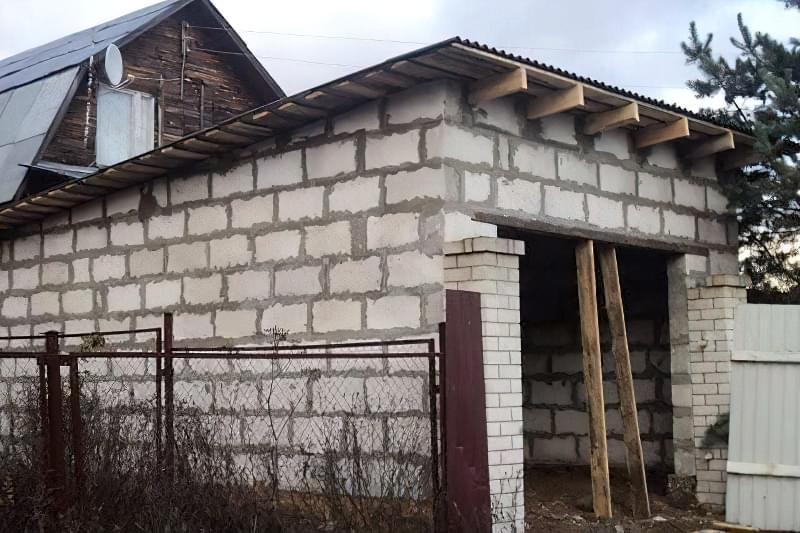 Скільки блоків потрібно на будинок: методика розрахунку на реальному прикладі 1