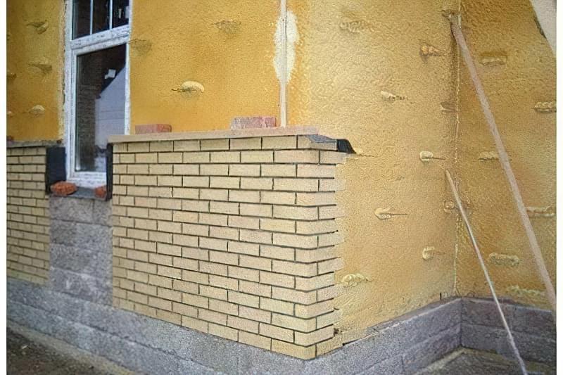 Утеплювач під сайдинг для облаштування стін зовні 3
