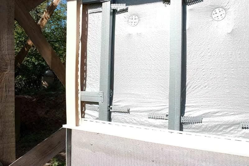 Утеплювач під сайдинг для облаштування стін зовні 5