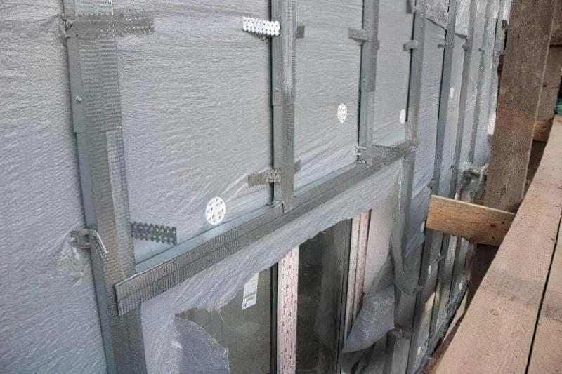 Утеплювач під сайдинг для облаштування стін зовні 7