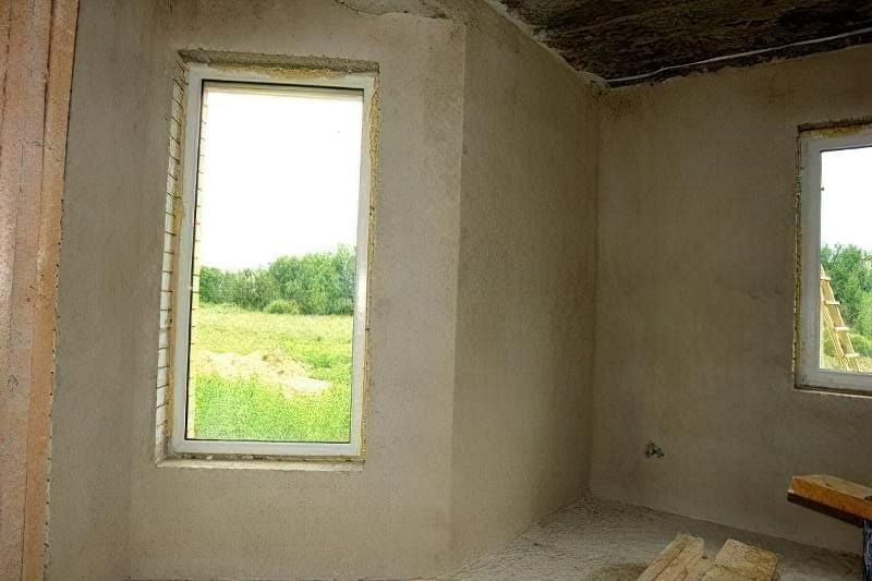 Внутрішнє утеплення стін цегляного будинку 1