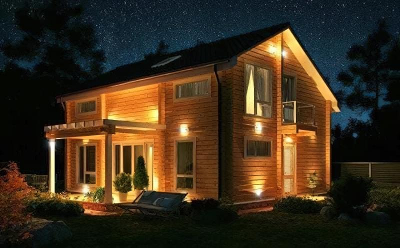 Види вуличних світильників для заміського будинку і особливості їх вибору 2