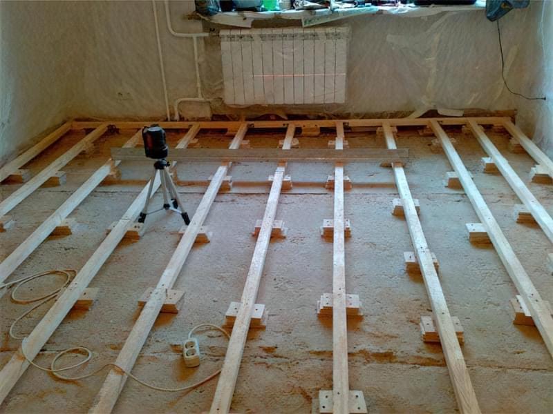 Як утеплити підлогу в будинку та квартирі 2