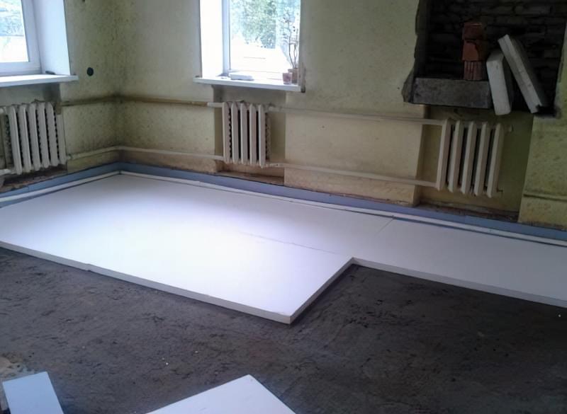 Як утеплити підлогу в будинку та квартирі 6