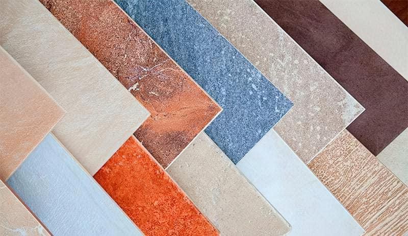 Різноманітність керамічної плитки