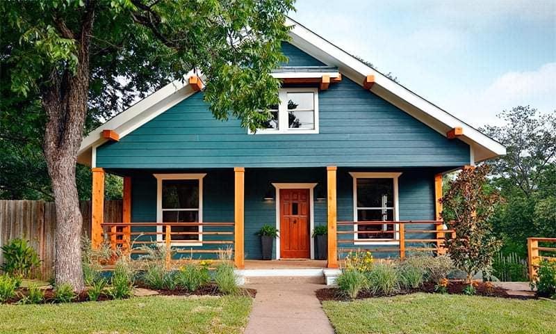Чим можна обшити дерев'яний будинок зовні