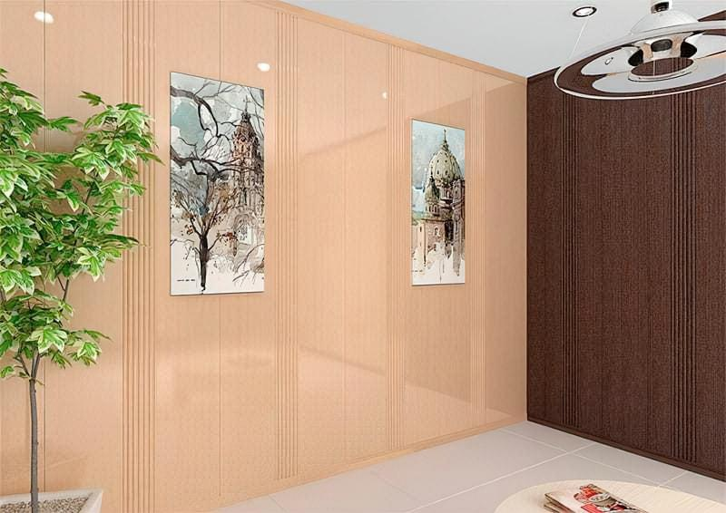 Чим обшити стіни всередині дерев'яного будинку — правильний вибір матеріалу 13