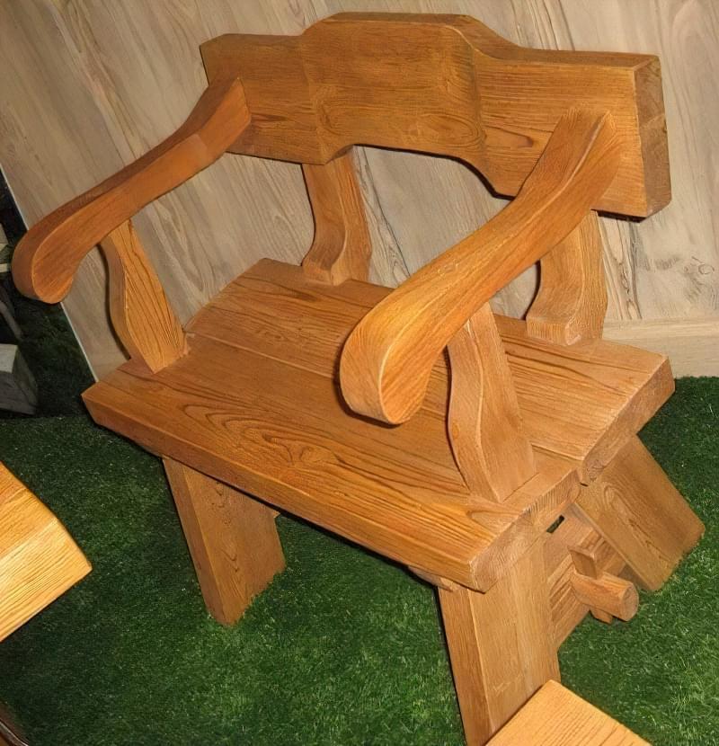 Меблі з дерева своїми руками 14