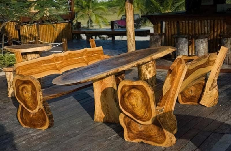 Меблі з дерева своїми руками 3