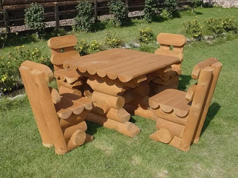 Меблі з дерева своїми руками 19