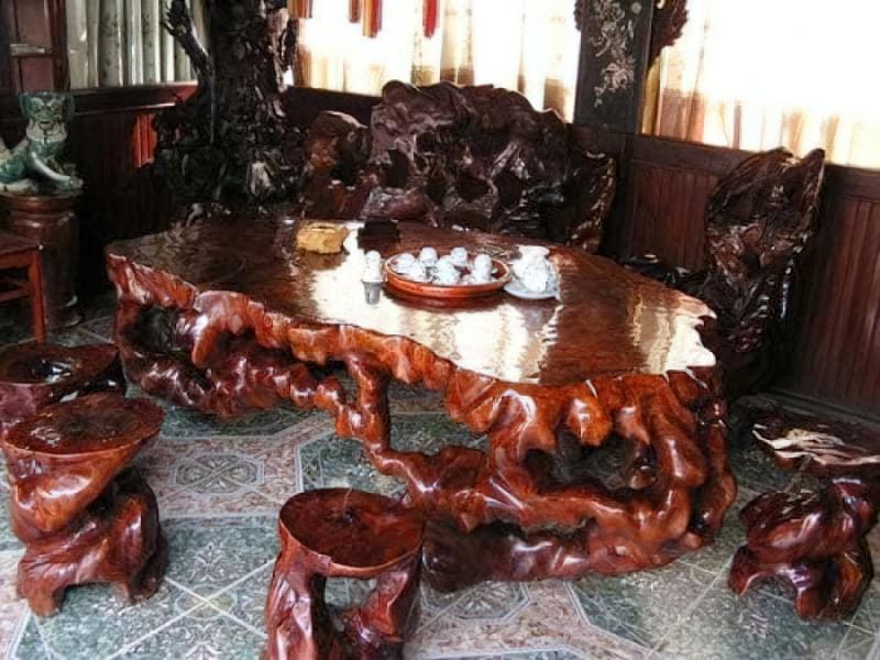 Меблі з дерева своїми руками 4