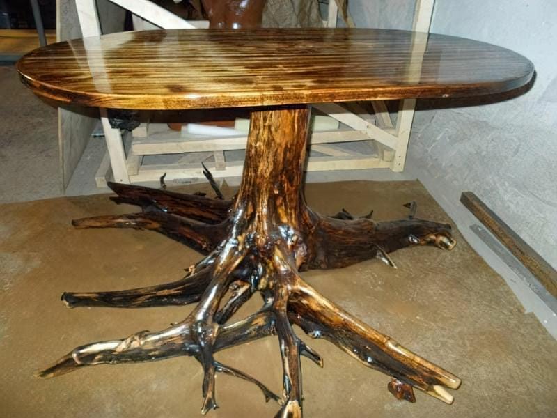 Меблі з дерева своїми руками 6
