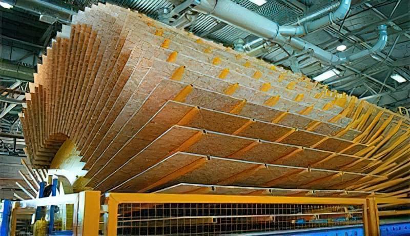 OSB плити: характеристики та застосування матеріалу 5