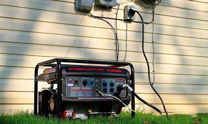 Підключення генератора до мережі будинку: схеми і способи підключення 1