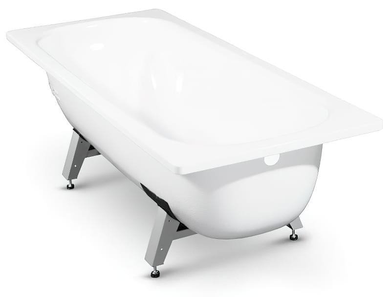 Яка ванна найкраща, акрилова, сталева або чавунна? 2