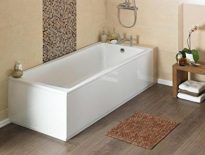 Яка ванна найкраща, акрилова, сталева або чавунна? 1