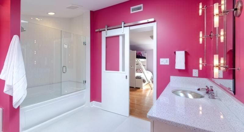 Двері в туалет і ванну 10