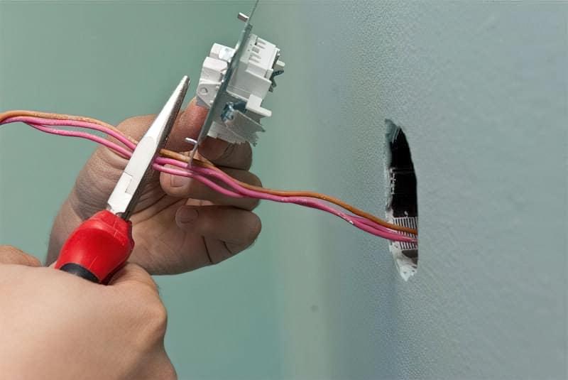 Як правильно підключити вимикач світла 4