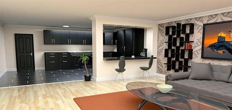 У чому відмінність апартаментів від звичайних квартир 6