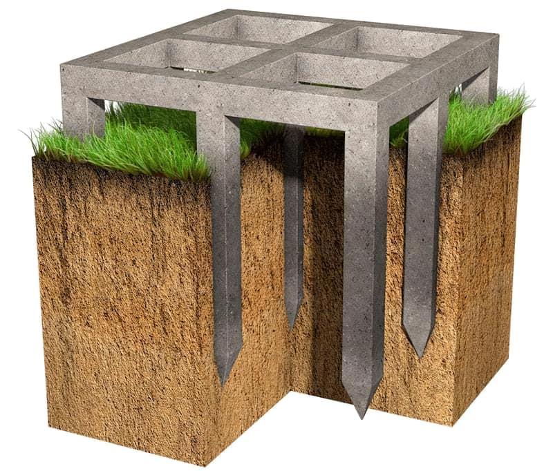 Види і типи фундаментів для приватного будинку 5