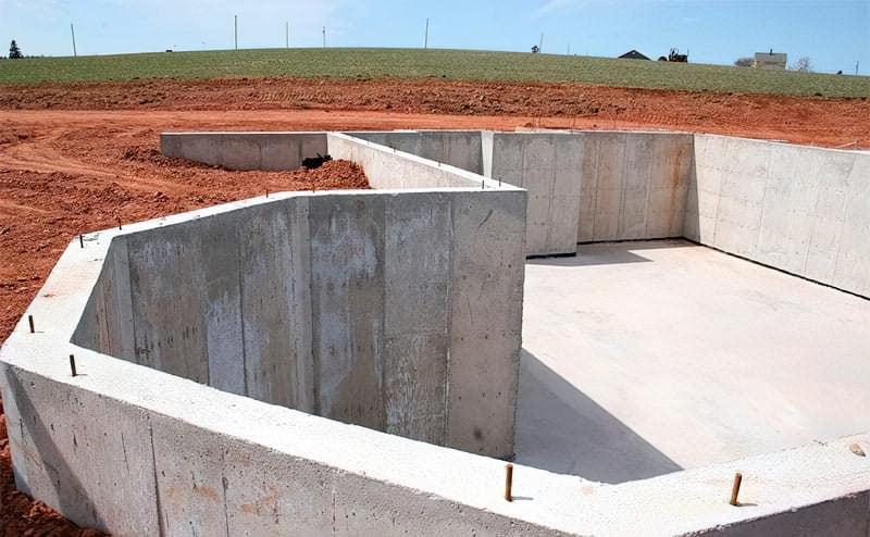 Види і типи фундаментів для приватного будинку 2