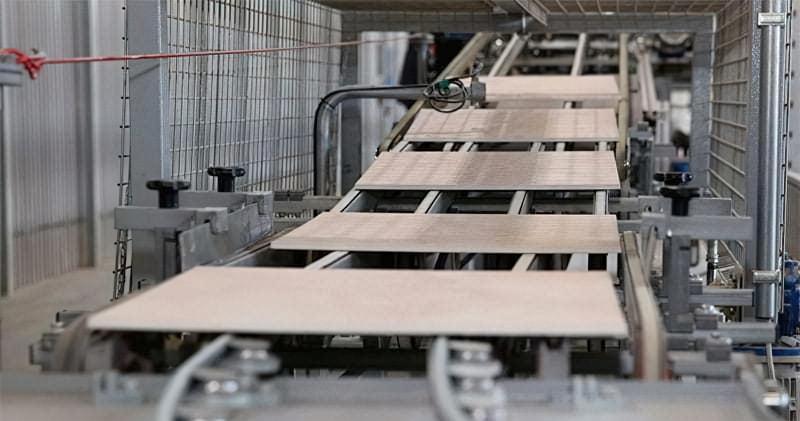 Виробництво керамогранита