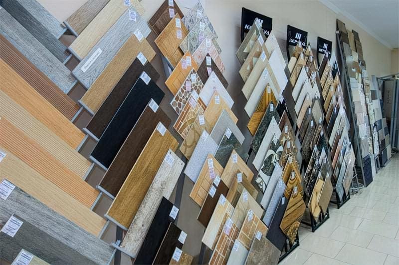 Дизайн плитки і керамограніту