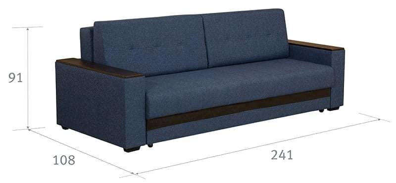 Кращі дивани для сну на кожен день - рейтинг та огляди моделей 2
