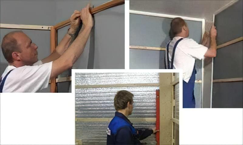 Як кріпити пластикові панелі - покрокова інструкція 5