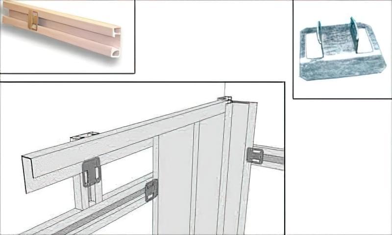 Як кріпити пластикові панелі - покрокова інструкція 7