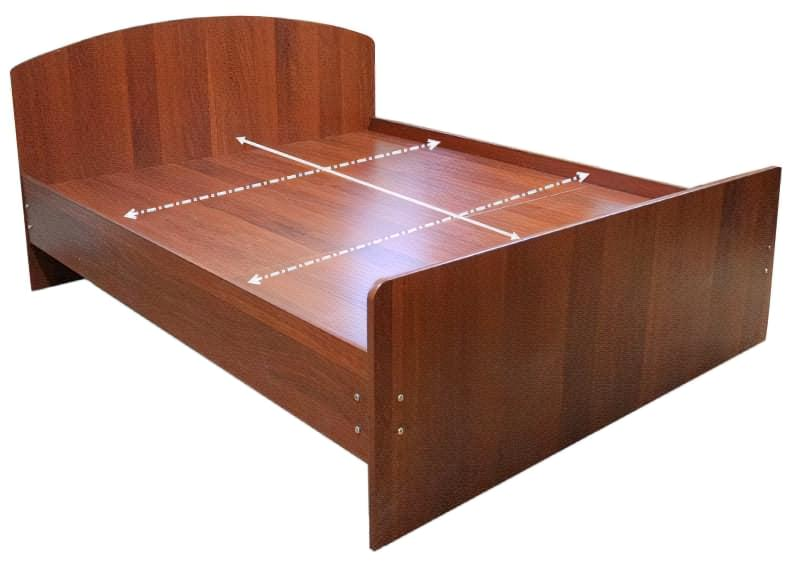 Розміри ліжка