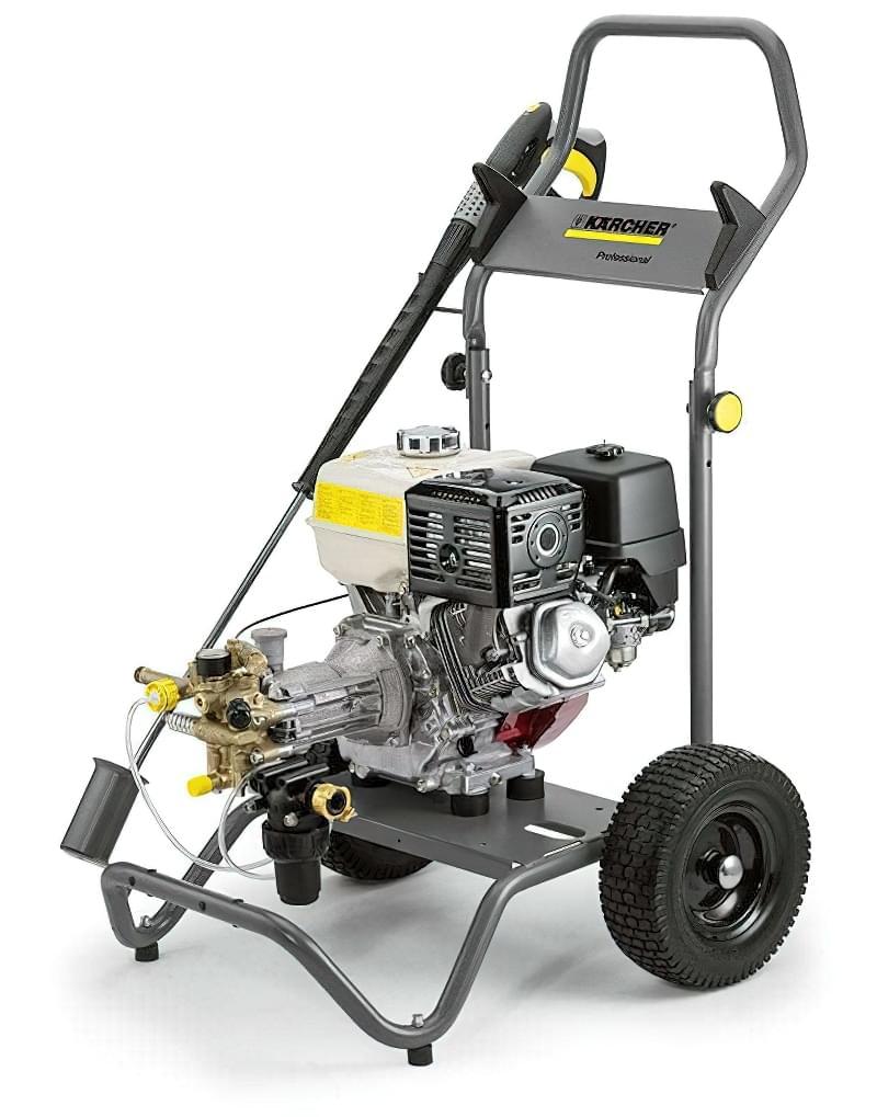 Автономна мийка високого тиску на бензиновому двигуні