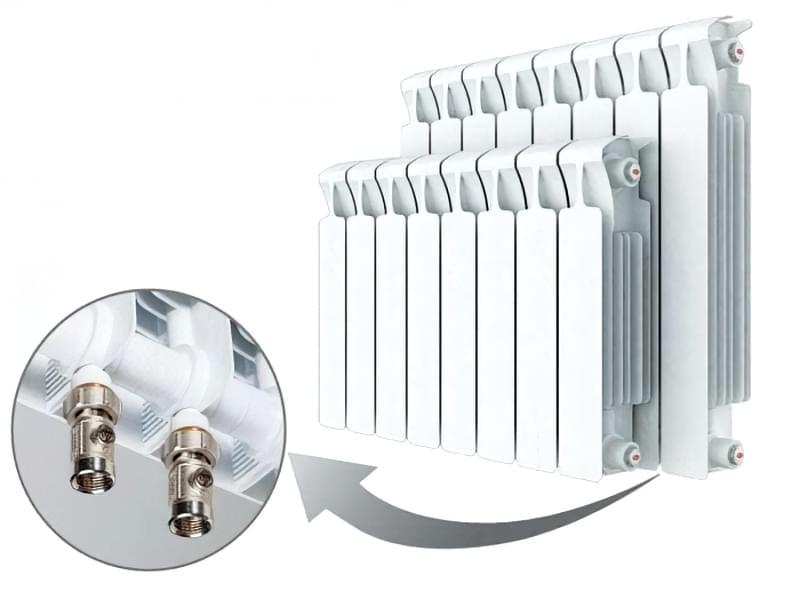 Біметалеві батареї опалення 12