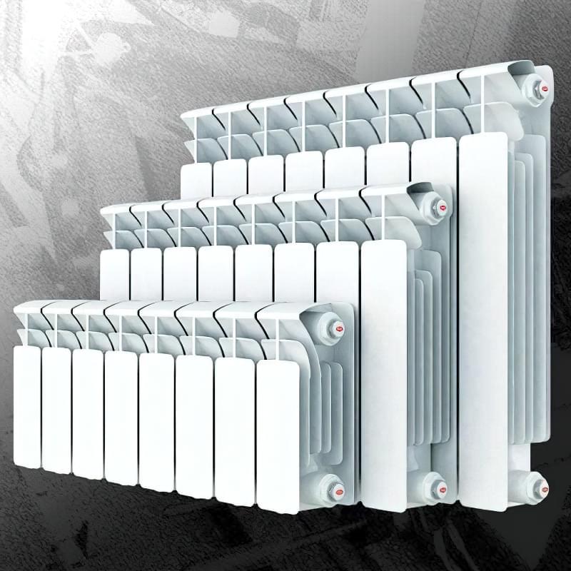 Біметалеві батареї опалення 6