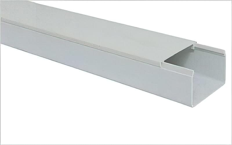 Кабель-канали для електропроводки: види, типи, розміри, застосування 1